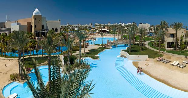 Crown Plaza Oasis Port Ghalib