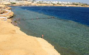 Какое море в Египте