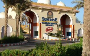 Sunrise Garden Beach 5* в Хургаде